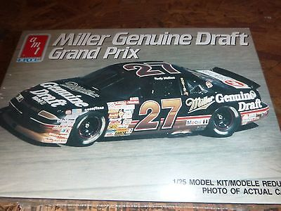 AMT GRAND PRIX #27 RUSTY WALLACE NASCAR Model Car Mountain FS MILLER GENUINE MGD