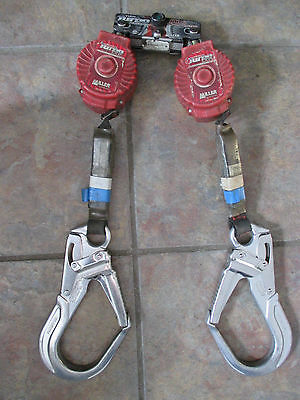 Miller MFLB Twin Turbo Fall Protection System With D-Ring Connector