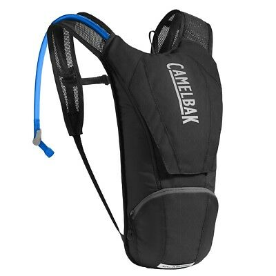 2017 Camelbak 2.5 L Classic Hydration Pack in Black RRP £49.99