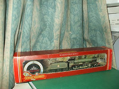 HORNBY LNER B17 CLASS EMPTY BOX ONLY - No.1