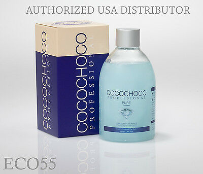 COCOCHOCO Pure Brazilian Keratin Hair Staightening Treatment 8.4 oz / 250ml