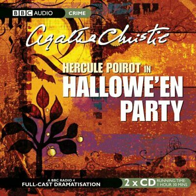 Hallowe'en Party (BBC Audio Crime) by Christie, Agatha CD-Audio Book The Cheap