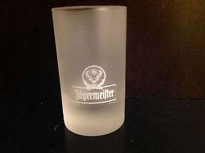 Jagermeister White Frosted Shot Glass 2-4 cl ARC
