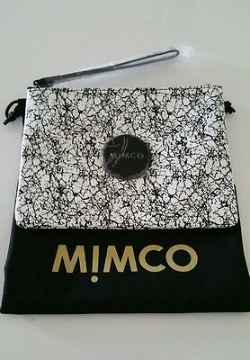 Mimco Marble Arch Medium Pouch Wallet Rrp$129.95 Brand New W Tags & Dustbag