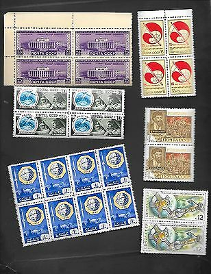 Russia - Collection Of 88 Very Old Mint Never Hinged Stamps - Nice