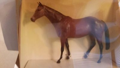 Breyer Traditional Model Horse # 420 TOUCH Of CLASS Mint