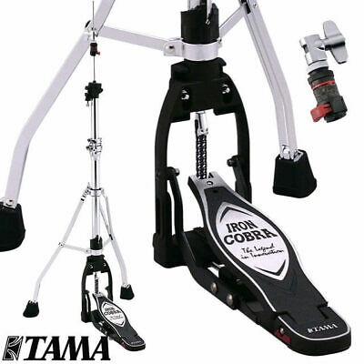 Tama HH805D Iron Cobra Dual Leg Velo Glide Hi-hat Stand New Model