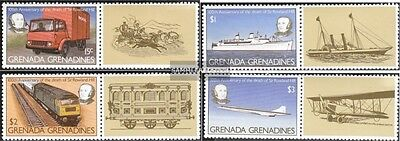 Grenada-grenadines 335C-338C (complete.issue.) unmounted mint / never hinged 197