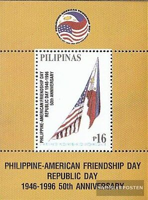 Philippines block101 (complete.issue.) unmounted mint / never hinged 1996 Philip