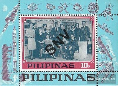 Philippines miniature sheet II XV (complete.issue.) not spent unmounted mint / n
