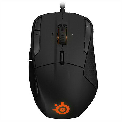 SteelSeries Rival 500 MMO / MOBA 15-Button Programmable Gaming Mouse