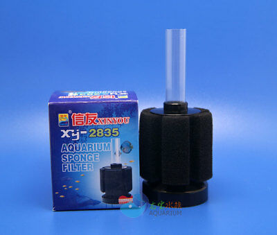 Bio Sponge Filter Breeding Fry Betta Shrimp Nano Fish tank Aquarium 5 Gal  AK595