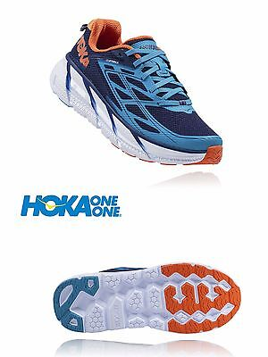 HOKA One One M CLIFTON 3 art. 1012046 MBRO Scarpa running modello stradale