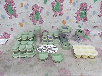 Bullet Baby Bullet - Jars, - Miscellaneous Lot