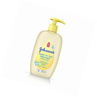 Johnson's HEAD-TO-TOE Baby Wash, 28 Fl. Oz