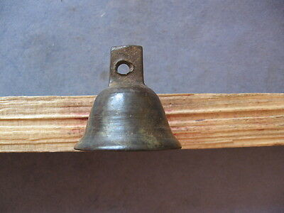 Ancient Celtic Bronze Bell 300-100 B.c.