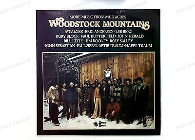 Woodstock Mountains - More Music From Mud Acres UK LP 1978 //1