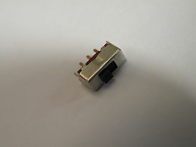 5 Pcs Micro Sub Miniature Slide Switch SPDT Model Railway Hobby SS1-017 EX22