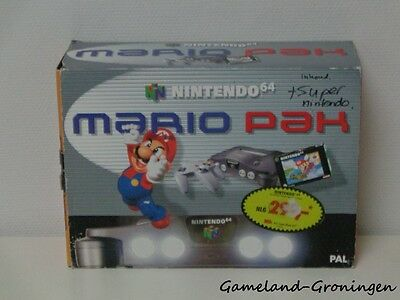 Nintendo 64 - Mario 64 Pack (Complete in Box)