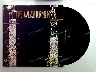The Weathermen - Once For The Living NL Maxi 1990 //1