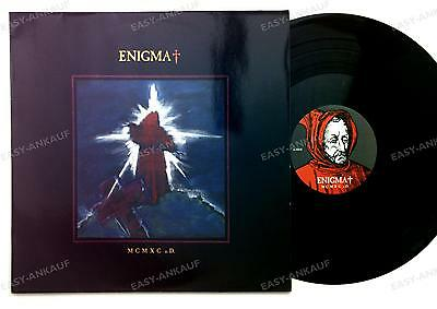 Enigma - MCMXC a.D. Europe LP 1990 + Innerbag //1
