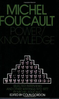 Power / Knowledge: Selected Interviews and Other Writings..., Foucault Paperback