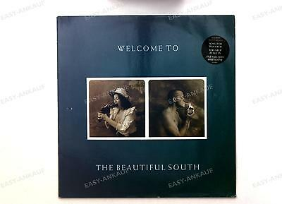 The Beautiful South - Welcome To The Beautiful South Europe LP 1989 //9