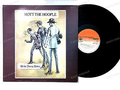 Mott The Hoople - All The Young Dudes NL LP //4