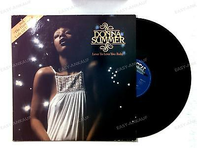 Donna Summer - Love To Love You Baby GER LP //11