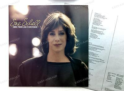 Sue Schell - Here, There And Everywhere GER LP 1984 + Innerbag //1