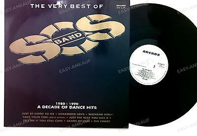 SOS Band - The Very Best Of (1980-1990 A Decade Of Dance Hits) NL LP 1990 //1