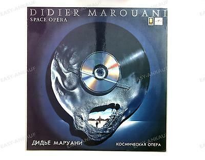 Didier Marouani - Space Opera USSR LP 1989 //1