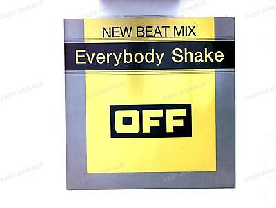 Off - Everybody Shake (New Beat Mix) GER Maxi 1988 //1