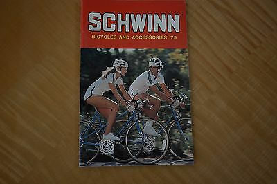 Schwinn Bicycles and Accessories 1979 Catalog