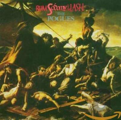 The Pogues - Rum Sodomy & The Lash - The Pogues CD S0VG The Cheap Fast Free Post