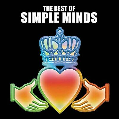 The Best Of Simple Minds -  CD TRVG The Cheap Fast Free Post The Cheap Fast Free