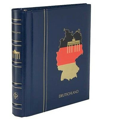 LIGHTHOUSE SF-Illustrated album PERFECT DP, classic design GERMANY 1949-1979, bl