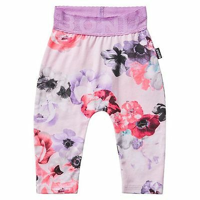 Bonds Leggings, Floral Bloom, Size 00 (3-6Mnths) New With Tags! Sold Out!
