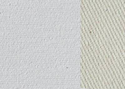 Primed Canvas 10m Roll 0,48 - 0,58 - 0,68 - 0,78 - 0,88 - 0,98 - 1,08 m Widths