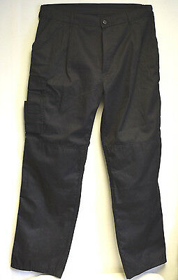 *New* Black Work trousers size 36  (C4)