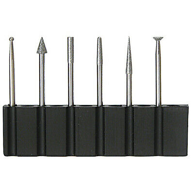 NEW 6 pc engraving bit set from Hobby Tools Australia