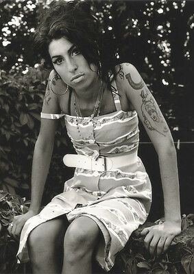 Art Print Poster / Canvas Amy Winehouse