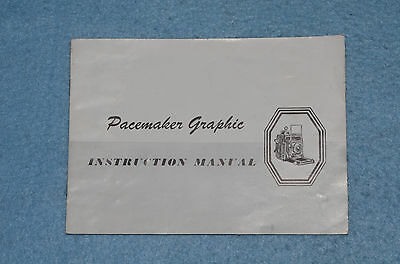 Pacemaker Graphic Instruction Manual - Original