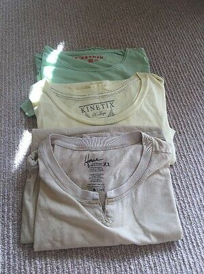 Lot of 3 XL Men's Tee Shirts
