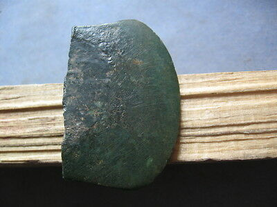 BRONZE AGE BATTLE AXE ANCIENT CELTIC BRONZE WEAPONS 1000-800 B.C. 53,9 grams