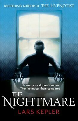 The Nightmare by Kepler, Lars Book The Cheap Fast Free Post