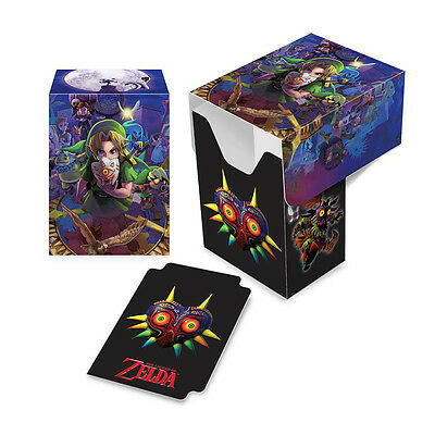 Ultra Pro The Legend of Zelda Majora's Mask Full View Deck Box