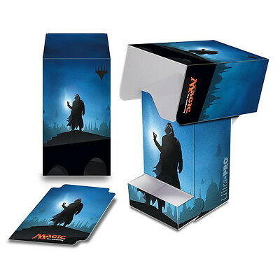 Ultra Pro Full View Deck Box with Dice Tray Planeswalker Jace