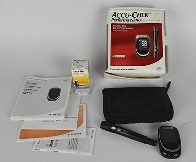 Accu-chek Performa Nano Blood Glucose Meter and Lancing Device | FAST POST |1416