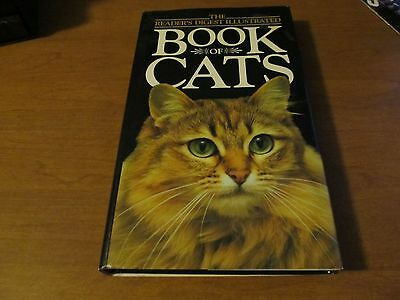 The Illustrated Book of Cats by Reader's Digest Editors (1993, Hardcover)